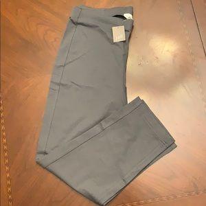 J Jill Pure Jill Smooth-Waist Cropped Pants
